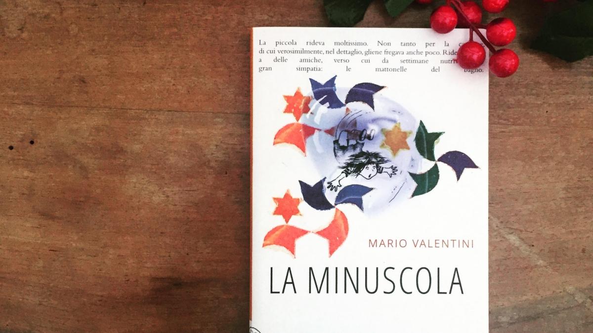 """""""La minuscola"""" di Mario Valentini (Exòrma)"""
